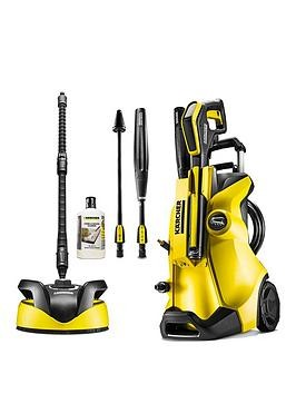 Save £50 at Very on Karcher K4 Full Control Home Pressure Washer