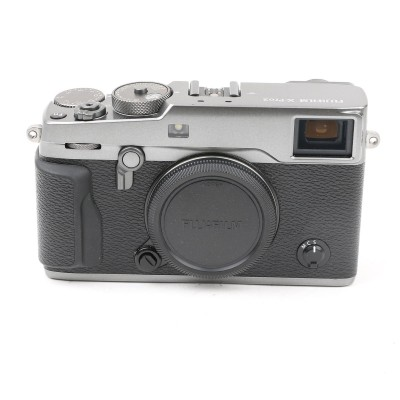 Save £100 at WEX Photo Video on Used Fujifilm X-Pro2 Digital Camera Body with XF23mm F2 Lens - Graphite Silver