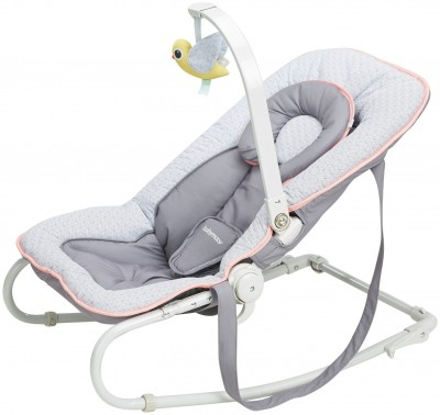 Save £10 at Argos on Babymoov Graphik Bouncer - Peach