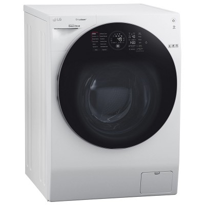 Save £100 at Appliance City on LG FH4G1BCS2 12kg Direct Drive TrueSteam Washing Machine 1400rpm - WHITE