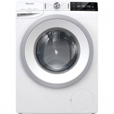 Save £50 at AO on Hisense WFGA9014V 9Kg Washing Machine with 1400 rpm - White - A+++ Rated