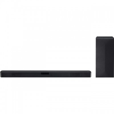Save £20 at AO on LG SN4 Bluetooth 2.1 Soundbar with Wireless Subwoofer - Black
