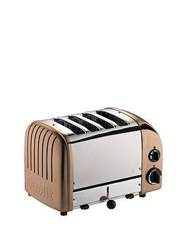Save £20 at Very on Dualit 47450 Newgen Classic 4-Slice Toaster - Copper