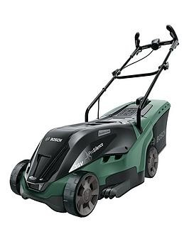 Save £52 at Very on Bosch Universal Rotak 36-550 Cordless 36Cm Lawnmower