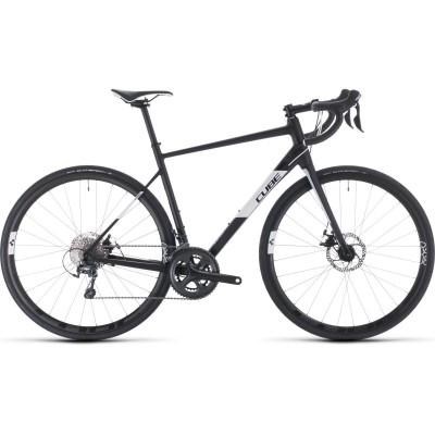 Save £100 at Wiggle on Cube Attain Race Road Bike (2020) Road Bikes