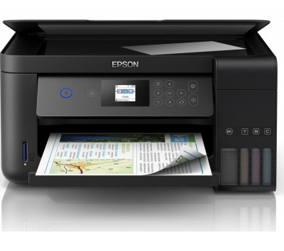 Save £50 at Currys on EPSON Ecotank ET-2750 All-in-One Wireless Inkjet Printer, Black