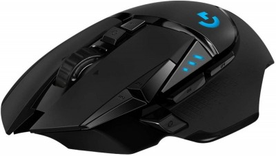 Save £23 at Ebuyer on Logtiech G502 LIGHTSPEED Wireless RGB Gaming Mouse