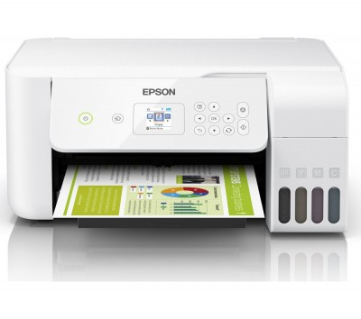 Save £30 at Currys on EcoTank ET-2726 All-in-One Wireless Inkjet Printer