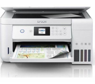Save £120 at Currys on EPSON EcoTank ET-2756 All-in-One Wireless Inkjet Printer, Black