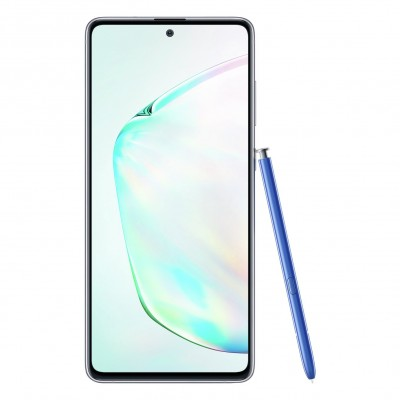 Save £133 at Argos on SIM Free Samsung Galaxy Note 10 Lite 128GB Mobile - Silver