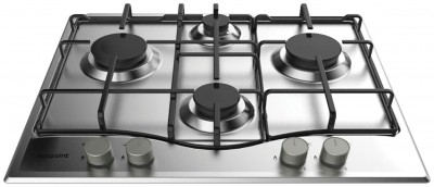 Save £60 at Argos on Hotpoint PCN642XH Gas Hob - Stainless Steel