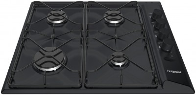 Save £101 at Argos on Hotpoint PAS642HBK Gas Hob - Black