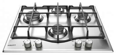 Save £100 at Argos on Hotpoint PCN 641 IX/H 60cm Gas Hob - Stainless Steel