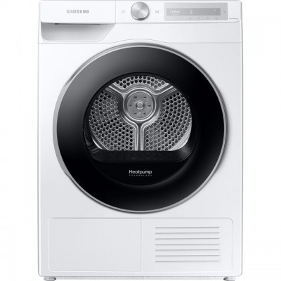 Save £150 at AO on Samsung DV5000T DV90T6240LH Wifi Connected 9Kg Heat Pump Tumble Dryer - White - A+++ Rated