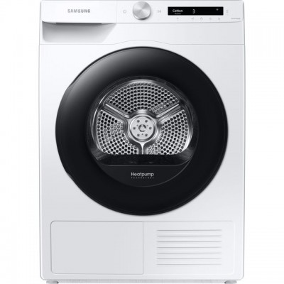 Save £130 at AO on Samsung DV5000T DV90T5240AW Wifi Connected 9Kg Heat Pump Tumble Dryer - White - A+++ Rated