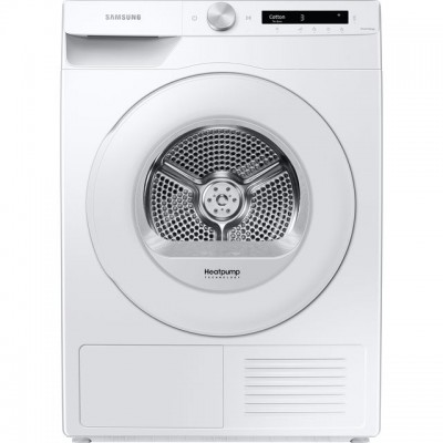 Save £150 at AO on Samsung DV5000T DV80T5220TW Wifi Connected 8Kg Heat Pump Tumble Dryer - White - A+++ Rated