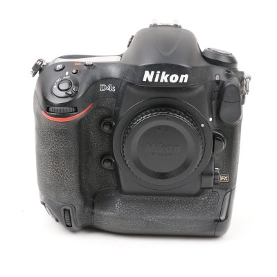 Save £100 at WEX Photo Video on Used Nikon D4s Digital SLR Camera Body