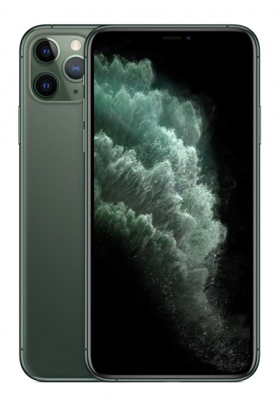 Save £125 at Argos on SIM Free iPhone 11 Pro Max 64GB Mobile Phone -Midnight Green