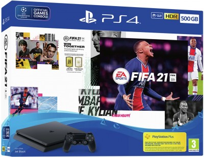 Save £50 at Argos on Sony PS4 500GB Console and FIFA 21 Bundle
