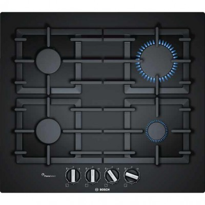 Save £52 at AO on Bosch Serie 6 PPP6A6B90 59cm Gas Hob - Black