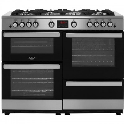 Save £152 at AO on Belling Cookcentre110G 110cm Gas Range Cooker - Stainless Steel - A/A Rated