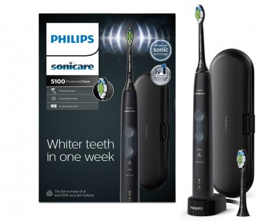 Save £20 at Argos on Philips ProtectiveClean 5100 Electric Toothbrush - Whitening