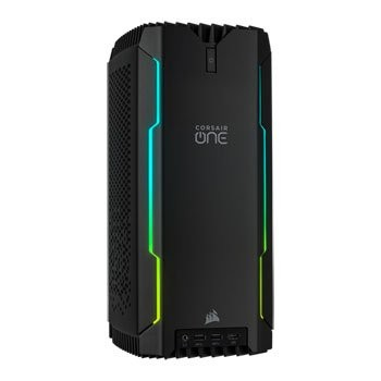 Save £410 at Scan on Corsair ONE a100 Ryzen 9 8GB GeForce RTX 2080 SUPER Compact Gaming PC