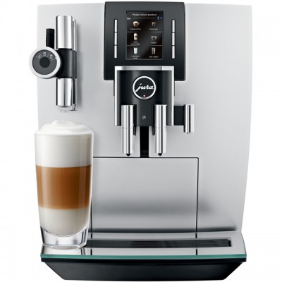 Save £200 at AO on Jura J6 15111 Bean to Cup Coffee Machine - Brilliant Silver