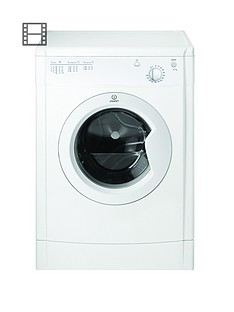 Save £20 at Very on Indesit Ecotime IDV75 7kg Load Vented Tumble Dryer - White