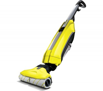 Save £50 at Currys on KARCHER FC5 Hard Floor Cleaner – Yellow, Yellow