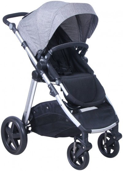 Save £31 at Argos on Cuggl Beech Pushchair - Black & Silver