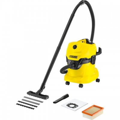 Save £30 at AO on Karcher WD 4 Wet & Dry Cleaner