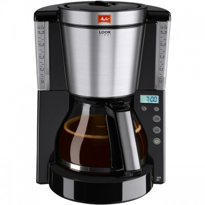 Save £6 at AO on Melitta Look IV Timer 6708047 Filter Coffee Machine with Timer - Black
