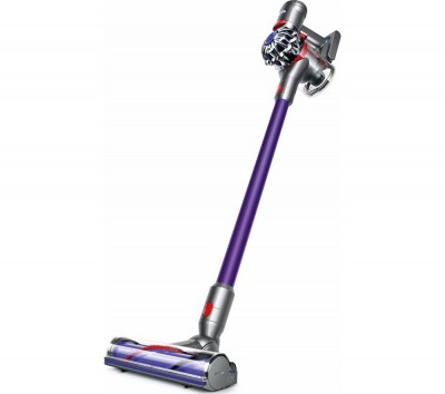 Save £51 at Currys on DYSON V7 Animal Cordless Bagless Vacuum Cleaner - Purple, Purple