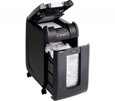 Save £64 at Currys on REXEL Auto+ 300X Cross Cut Shredder