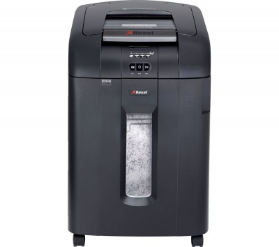 Save £120 at Currys on REXEL Auto+ 600X Cross Cut Paper Shredder