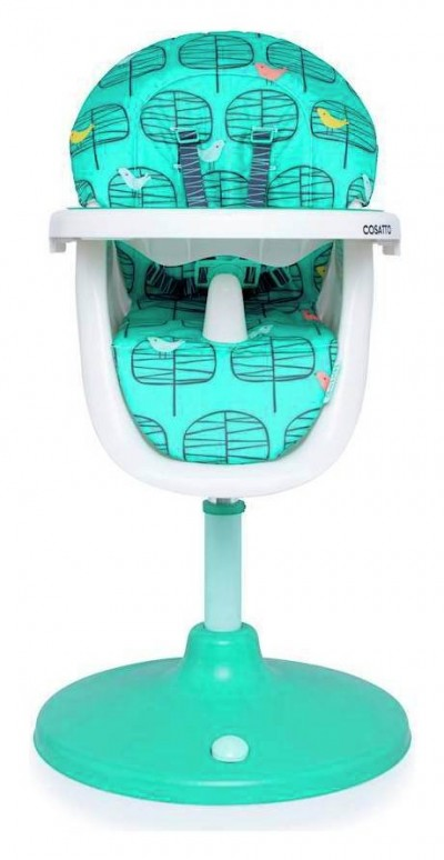 Save £20 at Argos on Cosatto 3 Sixth Highchair - Green Chorus