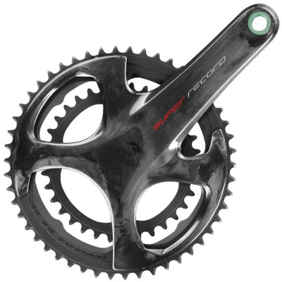 Save £110 at Wiggle on Campagnolo Super Record Ultra Torque Crankset (12 Speed) Cranksets
