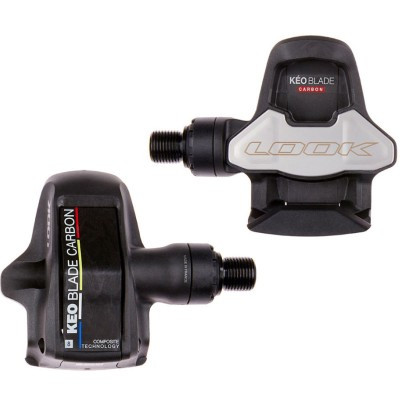 Save £23 at Wiggle on Look Keo Blade Carbon Cr Axle Pedals Clip-in Pedals