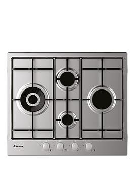 Save £20 at Very on Candy Chw6D4Wx 60Cm Wide Gas Hob - Hob Only