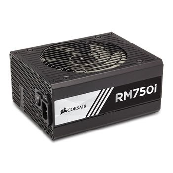 Save £25 at Scan on Corsair RMi Series 750W Fully Modular 80+ GOLD Power Supply
