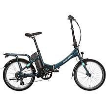 Save £203 at Halfords on Raleigh Evo Electric Folding Bike 20