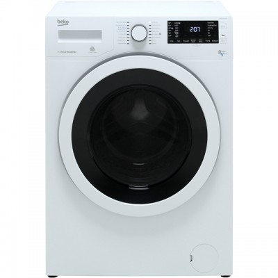 Save £67 at AO on Beko WDR8543121W 8Kg / 5Kg Washer Dryer with 1400 rpm - White - A Rated