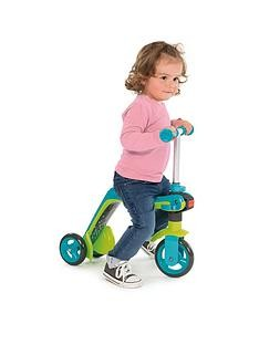 Save £6 at Very on Smoby Reversible 2-in-1 Scooter – Blue