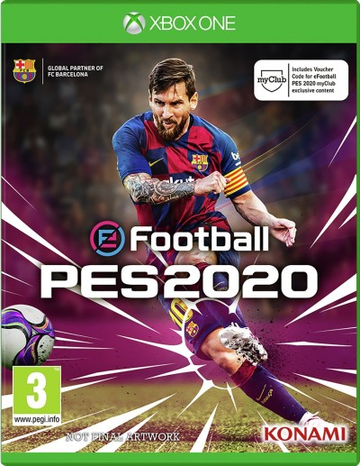 Save £8 at Argos on PES 2020 Xbox One Game