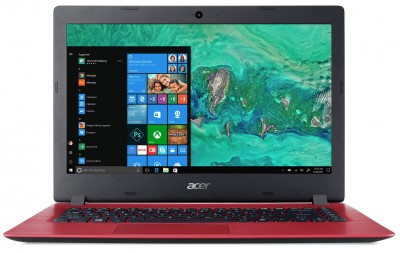 Save £60 at Argos on Acer Aspire 1 14 Inch Celeron 4GB 64GB Cloudbook - Red