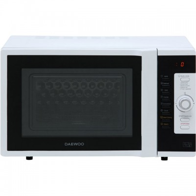 Save £14 at AO on Daewoo KOC9C0TR 28 Litre Combination Microwave Oven - White