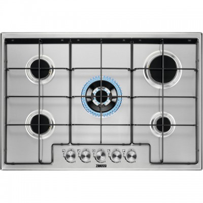 Save £20 at AO on Zanussi ZGH75524XX 74cm Gas Hob - Stainless Steel
