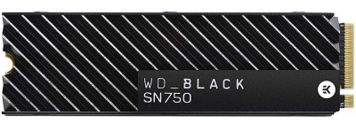 Save £48 at Ebuyer on WD Black 1TB SN750 NVMe SSD with Heatsink