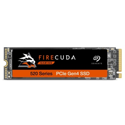 Save £44 at Ebuyer on Seagate 2TB FireCuda 520 Performance Internal SSD PCIe Gen4 x4 NVMe